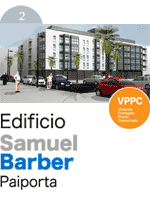 Edificio Samuel Barber