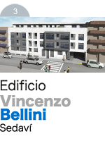 Edificio Vincenzo Bellini
